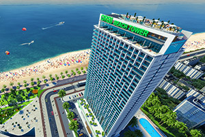 ORBI Beach Tower